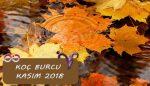 Koç Burcu Kasım Ayı Yorumu